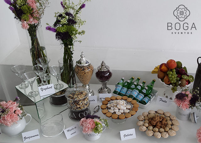 Candybar para bodas organizaci n de eventos boga for Obsequios boda